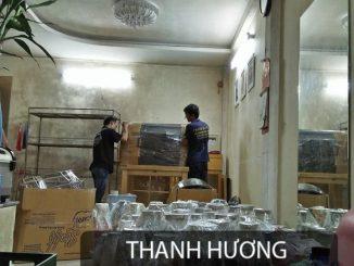 Thanh Hương dịch vụ chuyển văn phòng chuyên nghiệp tại phố Thể Giao