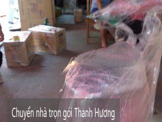 Dịch vụ chuyển văn phòng giá rẻ tại phố Ấu Triệu