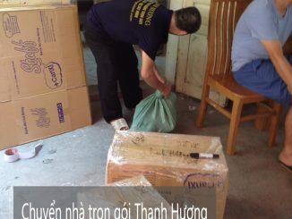 Dịch vụ chuyển văn phòng giá rẻ tại đường La Thành