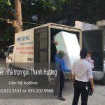 Chuyển văn phòng giá rẻ tại phố Đào Duy Từ