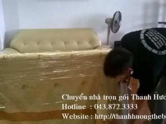 Chuyển Văn Phòng trọn gói Tại Phố Vương Thừa Vũ
