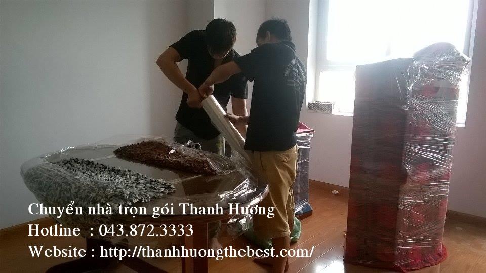 Chuyển văn phòng tại quận Hoàn kiếm