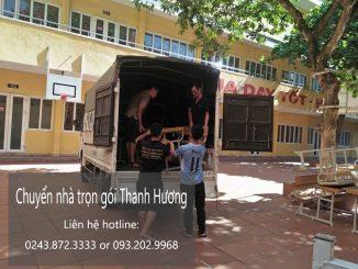 Chuyển văn phòng giá rẻ tại phố Hàng Thùng