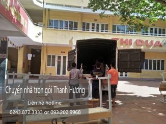 Chuyển văn phòng giá rẻ tại phố Văn Quán