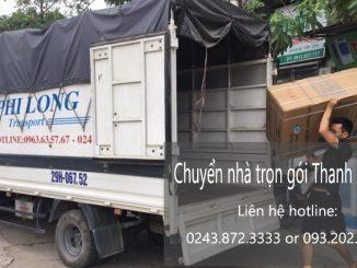 Chuyển văn phòng giá rẻ tại phố Bạch Thái Bưởi