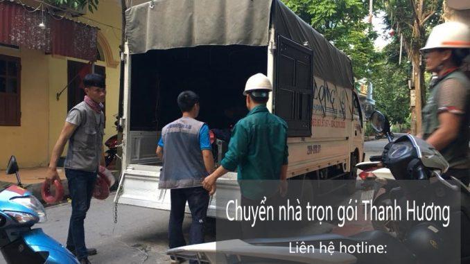 Chuyển văn phòng giá rẻ tại phố Phan Văn Đáng