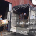 Chuyển văn phòng giá rẻ tại phố Phú Lương
