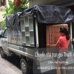 Chuyển văn phòng giá rẻ tại phố Khâm Thiên