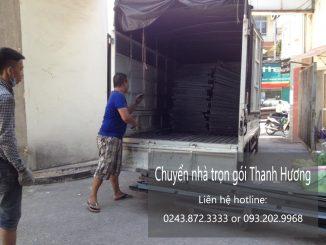Chuyển văn phòng trọn gói giá rẻ tại phố Thiền Quang