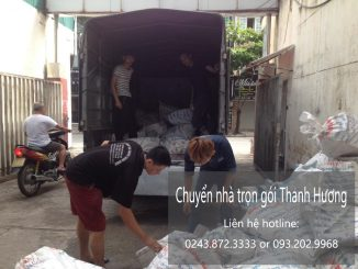 Chuyển văn phòng giá rẻ tại phố Nguyễn Chế Nghĩa