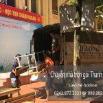 Chuyển văn phòng giá rẻ tại phố Đặng Thai Mai