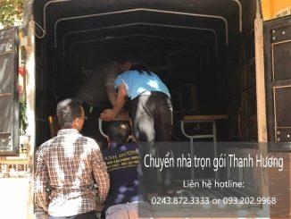 Chuyển văn phòng giá rẻ tại phố Nguyễn Duy Dương