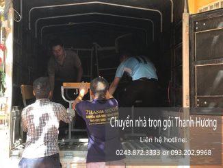 Chuyển văn phòng giá rẻ tại phố Phan Chu Trinh