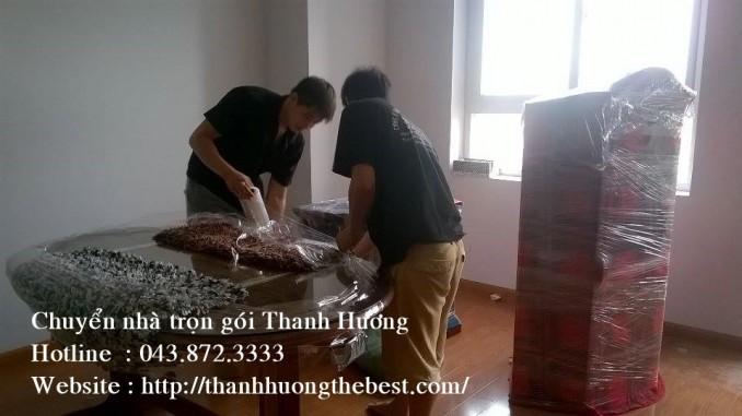 Chuyển Văn Phòng trọn gói Tại Phố Nguyễn Viết Xuân