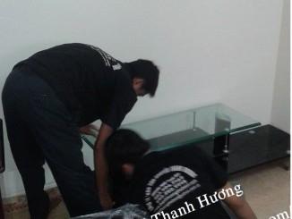 Chuyển nhà trọn gói Hà Nội với Thanh Hương