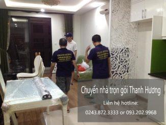 Dịch vụ chuyển văn phòng giá rẻ tại phố Cổ Tân