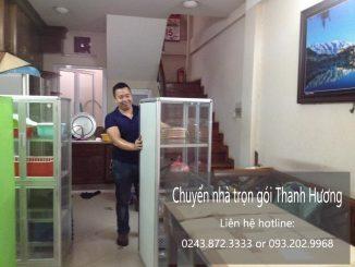 Chuyển văn phòng giá rẻ tại phố Tạ Quang Bửu