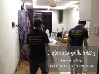 Chuyển văn phòng giá rẻ tại phố Hồng Hà