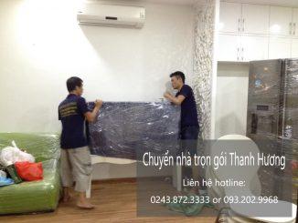 Chuyển văn phòng giá rẻ tại phố Trần Cao Vân