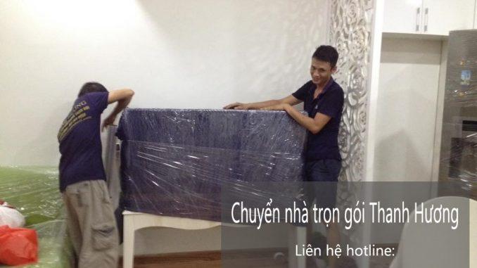 Chuyển văn phòng giá rẻ tại phố Triệu Việt Vương