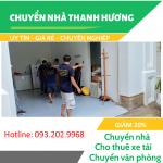 Dịch vụ chuyển văn phòng giá rẻ tại phố Lạc Nghiệp