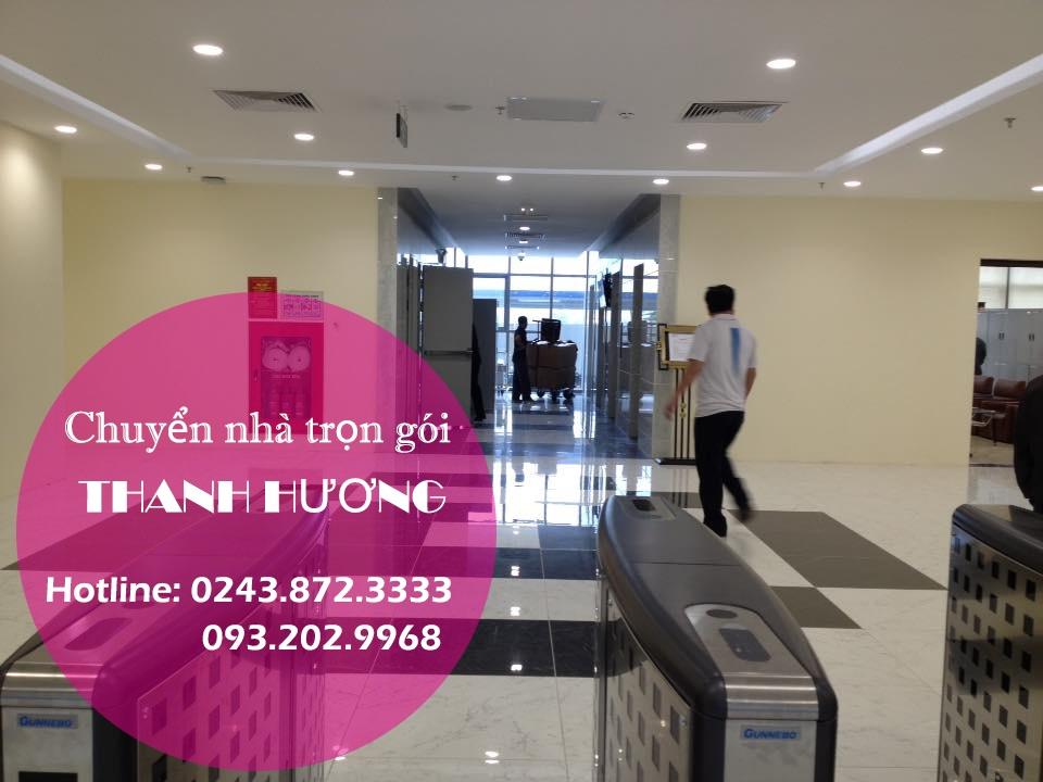 Chuyển văn phòng giá rẻ tại phố Vũ Hữu