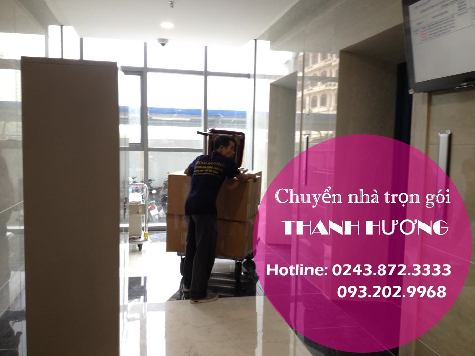 Dịch vụ chuyển văn phòng giá rẻ tại phố Vạn Phúc
