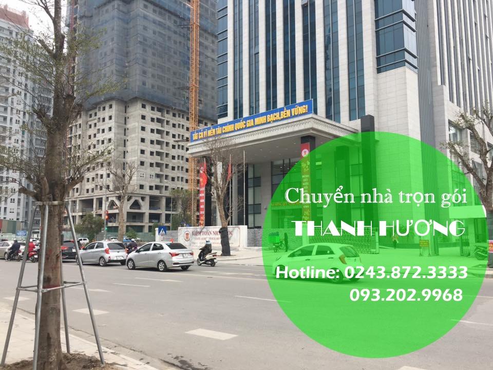 Chuyển văn phòng giá rẻ tại phố Hoàng Tích Trí