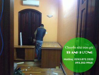 Chuyển văn phòng giá rẻ tại phố Nam Đồng