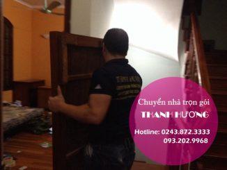 Dịch vụ chuyển văn phòng giá rẻ tại phố Nam Đồng