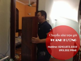 Chuyển văn phòng trọn gói giá rẻ tại phố Đào Duy Anh