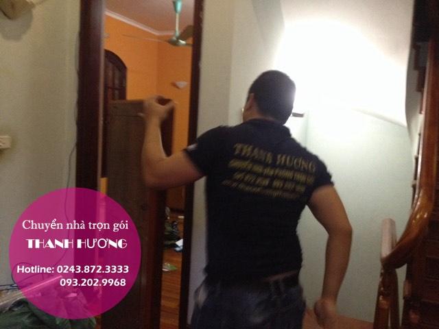 Dịch vụ chuyển văn phòng giá rẻ tại phố Đặng Văn Ngữ