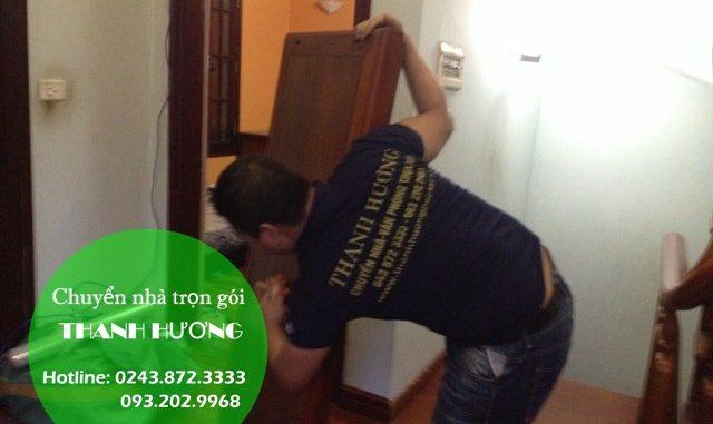 Chuyển văn phòng giá rẻ tại phố Lê Trọng Tấn