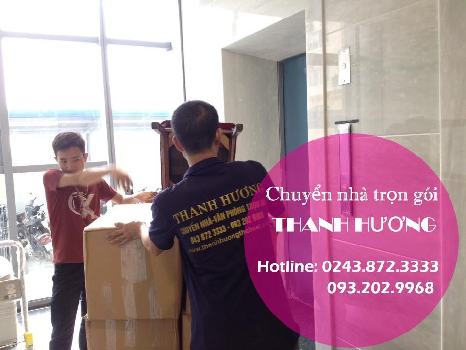 Chuyển văn phòng trọn gói giá rẻ tại phố Lương Ngọc Quyến