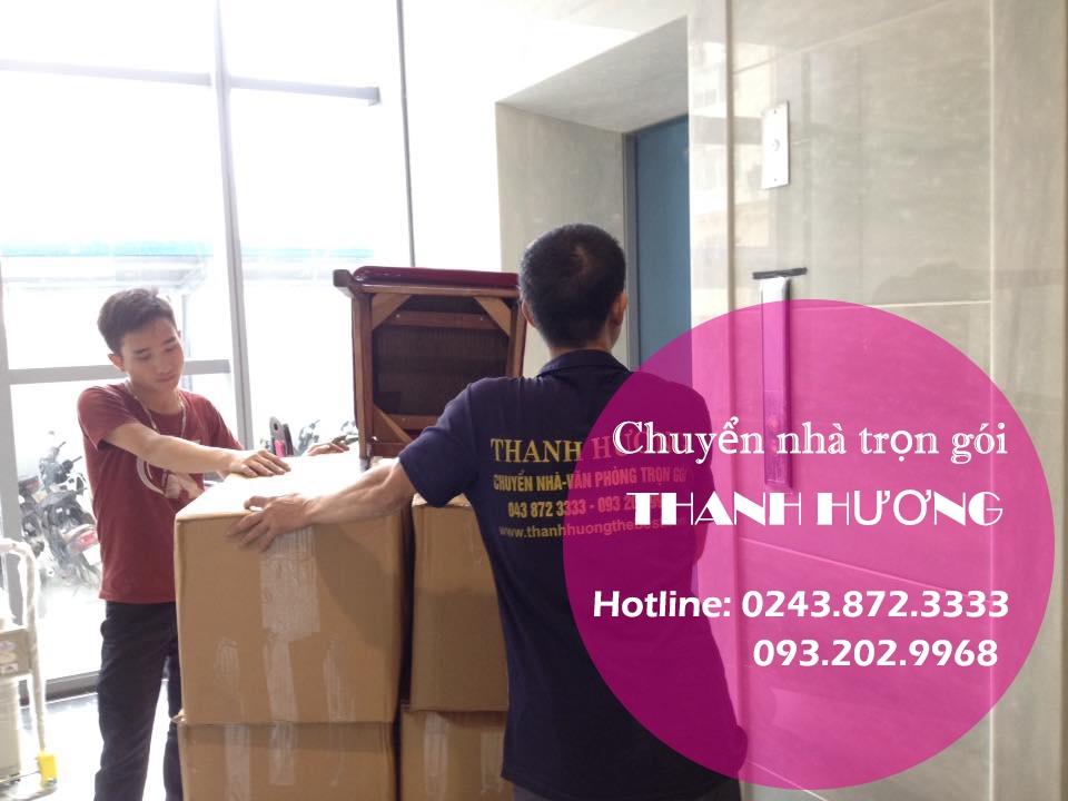 Chuyển văn phòng giá rẻ tại phố Đặng Xuân Bảng