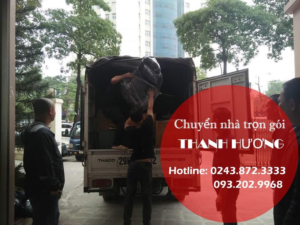 Thanh Hương cung cấp dịch vụ cho thuê xe tải chở hàng giá rẻtại phố Hoàng Đạo Thúy