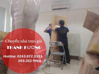 Dịch vụ chuyển văn phòng giá rẻ tại phố Hoàng Đạo Thúy