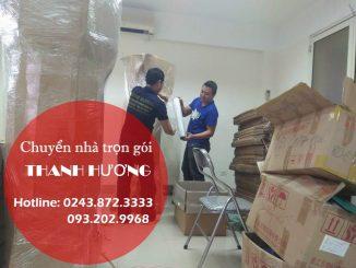 Chuyển văn phòng giá rẻ tại phố Kim Giang