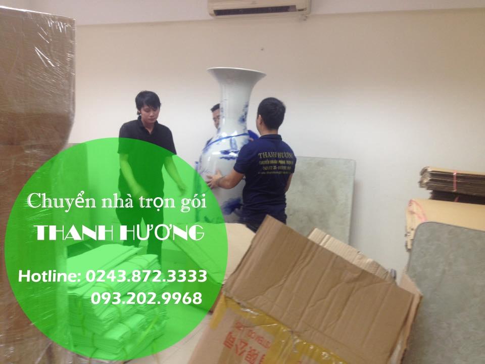 Chuyển văn phòng giá rẻ tại phố Nguyễn Hữu Thọ