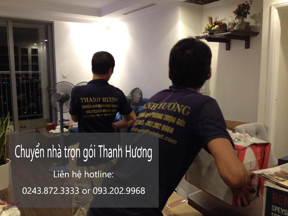 Dịch vụ chuyển văn phòng giá rẻ tại đường Cao Lỗ