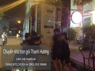 Dịch vụ chuyển văn phòng giá rẻ tại phố Trần Danh Tuyên-093.202.9968