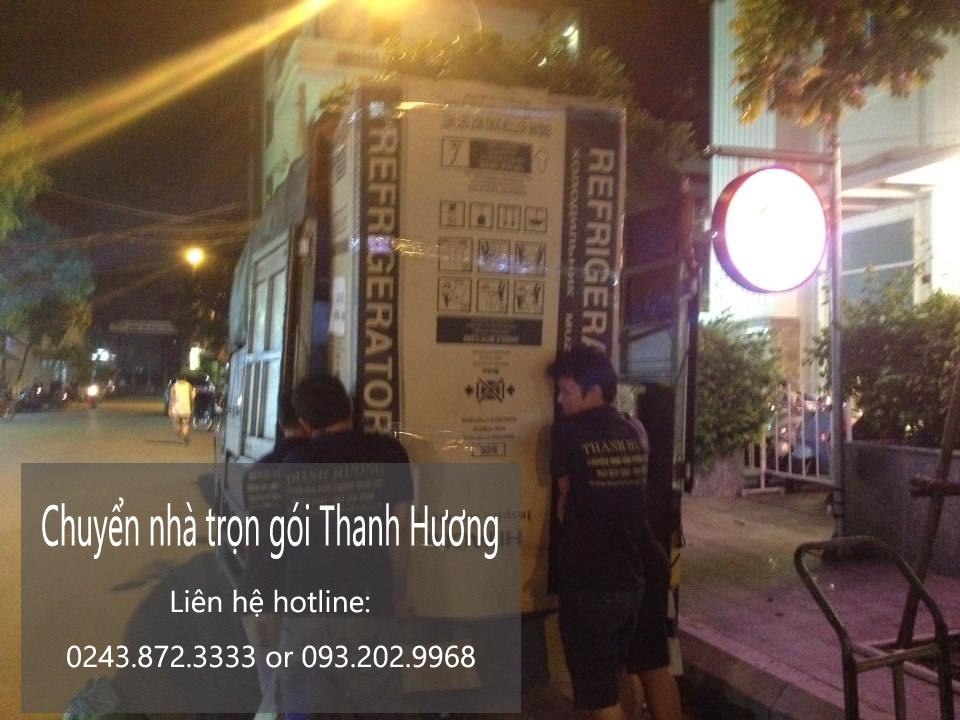 Dịch vụ chuyển văn phòng giá rẻ tại phố Đàm Quang Trung