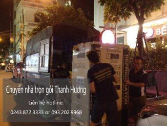 Chuyển văn phòng giá rẻ tại phố Thiền Quang