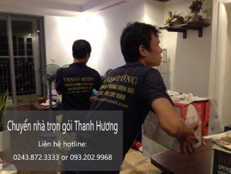 Dịch vụ chuyển văn phòng giá rẻ tại phố Vọng