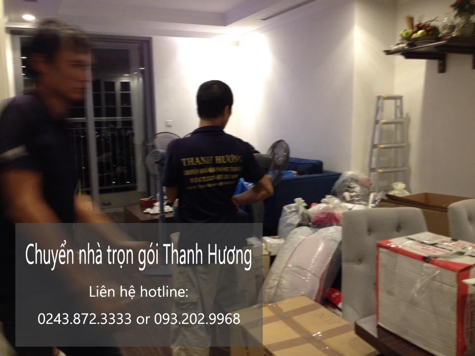 Dịch vụ chuyển văn phòng giá rẻ tại phố Đỗ Đình Thiện