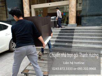 Chuyển văn phòng tại phố Nguyễn Khắc Hiếu