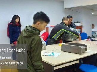 Dịch vụ chuyển văn phòng giá rẻ tại phố Nguyễn Chánh