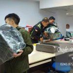 Dịch vụ chuyển văn phòng giá rẻ phố Lương Yên