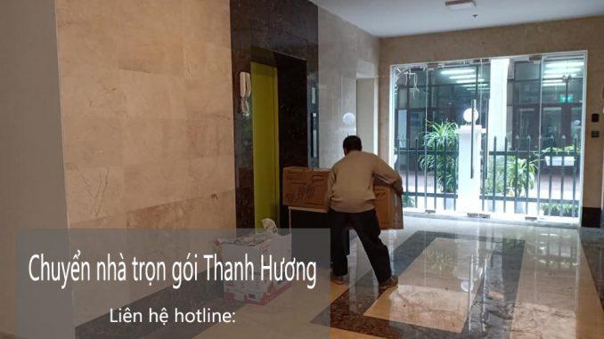 Dịch vụ chuyển văn phòng giá rẻ tại phố Lê Quý Đôn