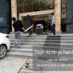 Chuyển văn phòng Thanh Hương tại đường Kim Giang